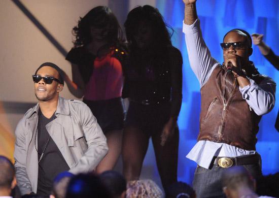 Mario & Sean Garrett // 2009 Soul Train Music Awards (Show)