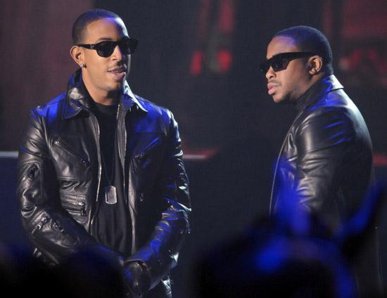 Ludacris & Raheem DeVaughn // 2009 Soul Train Music Awards (Show)