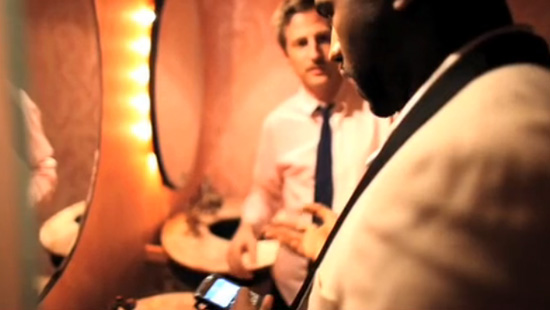 [VIDEO] Spike Jonze Slaps Some Sense Into Kanye West! (click to watch!)
