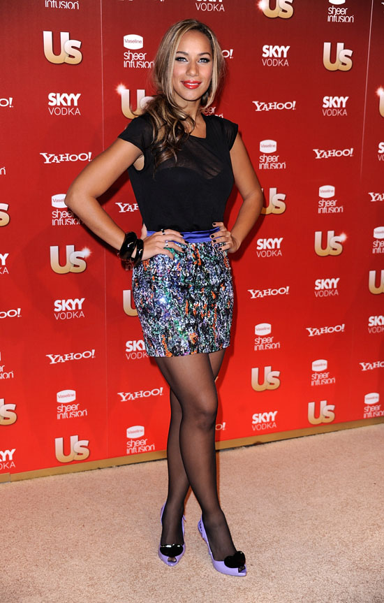 Leona Lewis // US Weekly Hot Hollywood Event