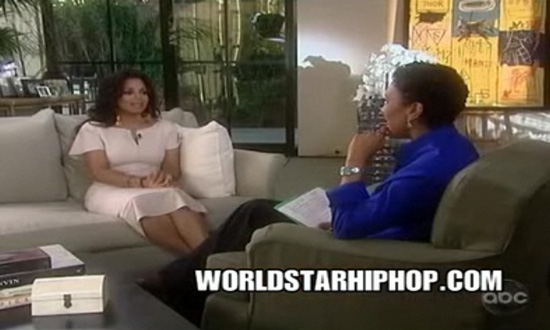 VIDEO: Janet Jackson's FULL ABC Interview! -- click to watch