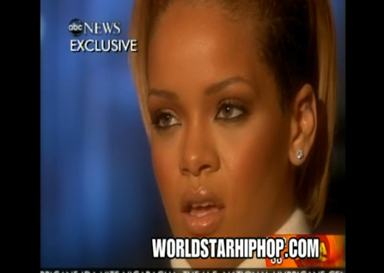 [VIDEO] Snippet of Rihanna's ABC Interview with 20/20 (click to watch!)