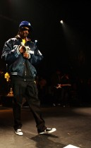 "Snoop Dogg performs for his ""Wonderland High School Tour"" in New York City"