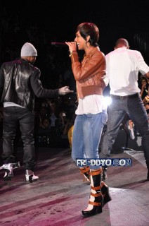 Usher, Keri Hilson & Trey Songz // Hot 107.9 Jingle Bash in Atlanta