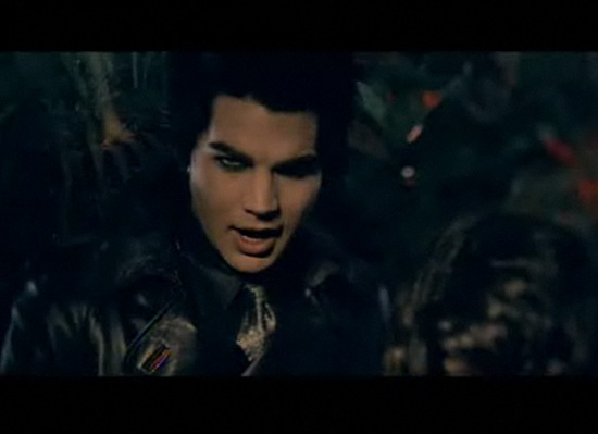 """MUSIC VIDEO: Adam Lambert - """"For Your Entertainment"""" -- click to watch!"""