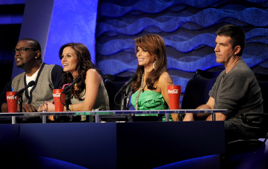 american idol judges 2010. American Idol Judges Randy