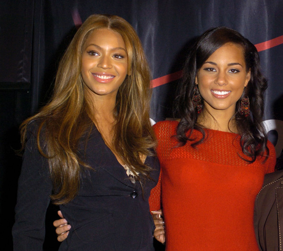 Beyonce & Alicia Keys