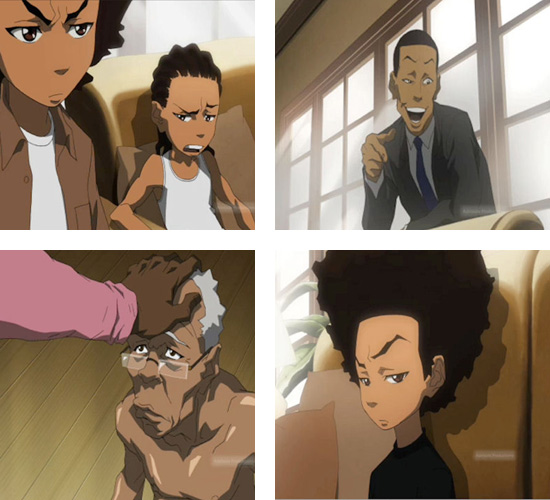BOONDOCKS SEASON 3 IS COMING VERY SOON!!! (THE SMOKING SECTION)