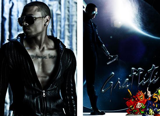 Chris Brown's Graffiti Opens at #7 Due to Poor Album Sales +