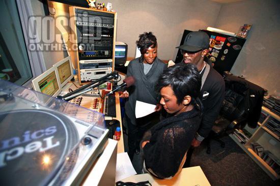 Diddy / Dirty Money at KMEL
