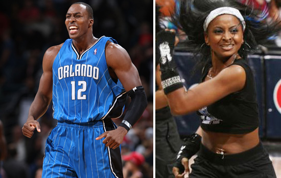 Dwight Howard // Royce Lindsay Reed
