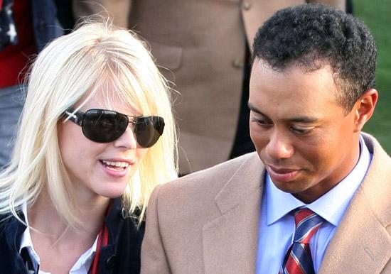 Tiger & Elin Woods