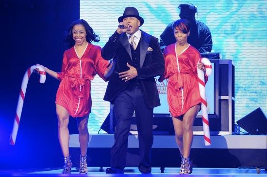 LL Cool J // 2010 Grammy Nominations Live! Concert