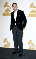 Drake // 2010 Grammy Music Awards Nomination Press Conference