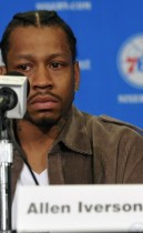 Allen Iverson // Philadelphia 76ers Press Conference