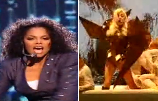 "Janet Jackson performs ""All For You"" / ""Make Me"" + Lady Gaga Performs ""Bad Romance"" on the X Factor -- click to watch!"