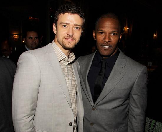 Justin Timberlake & Jamie Foxx