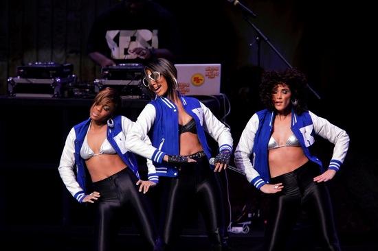 Keri Hilson // KIIS FM's 2009 Jingle Ball