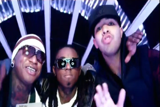 "MUSIC VIDEO: Birdman F/ Lil Wayne & Drake - ""4 My Town (Play Ball)"" -- click to watch!"