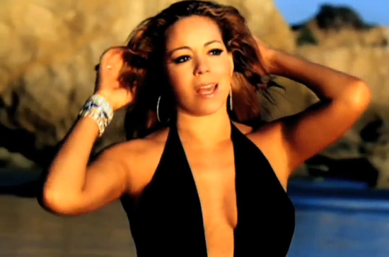 "MUSIC VIDEO: Mariah Carey - ""H.A.T.E.U."" -- click to watch!"