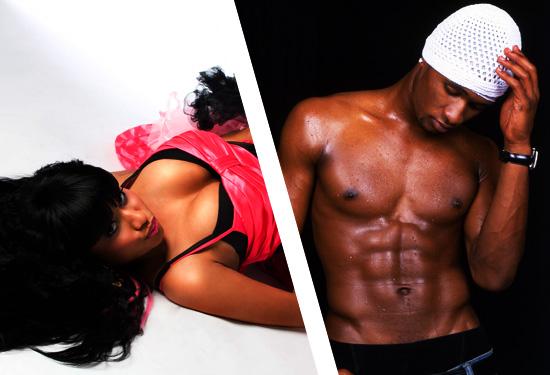 Nicki Minaj // Usher
