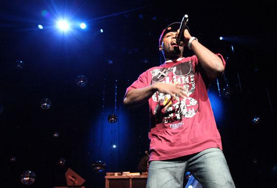 50 Cent // Power 106 Cali Christmas Concert