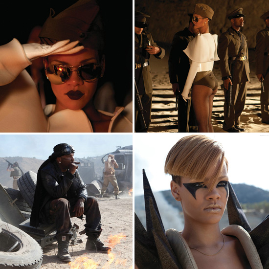 "MUSIC VIDEO: Rihanna - ""Hard"" -- click to watch!"