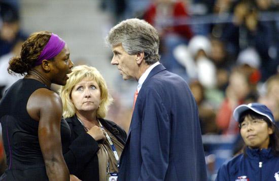 Serena Williams // U.S. Open 2009