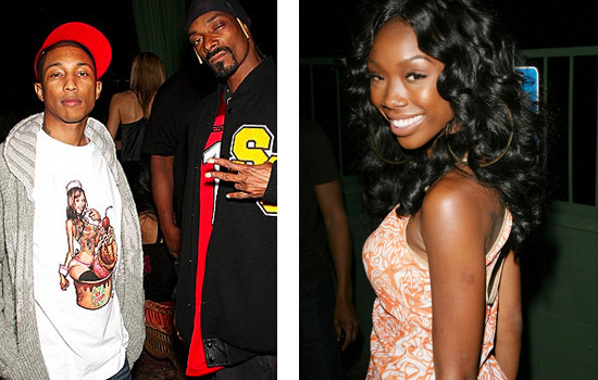 Pharrell & Snoop Dogg // Brandy