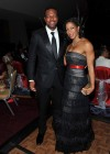 Chris Tucker and Sheree Whitfield (from the Real Housewives of Atlanta) // Mayor's Masked Ball Celebrating the 26th Anniversary of UNCF at the Atlanta Marriot Marquis