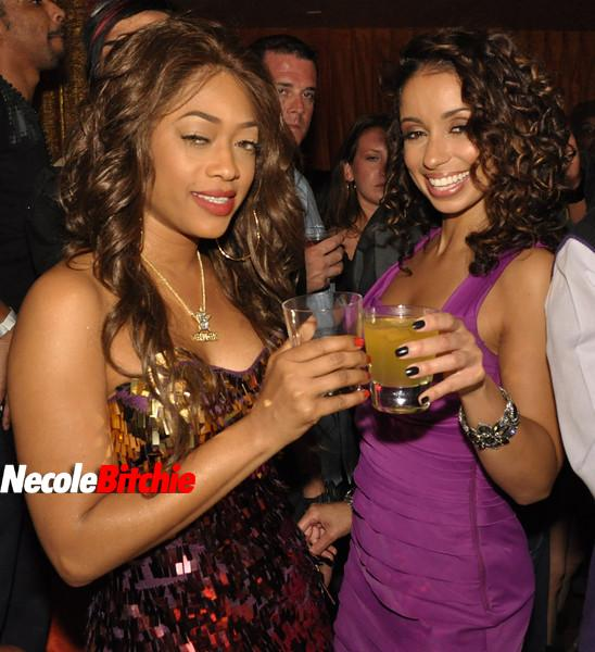 Trina Miami: Lil Wayne, Floyd Mayweather Jr., Mya And More Party With