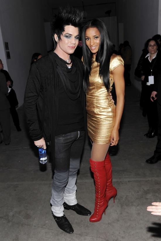 Adam Lambert & Ciara // VEVO.com Launch Party