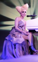Lady Gaga // VEVO.com Launch Party