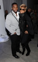 50 Cent & Mary J. Blige // VEVO.com Launch Party