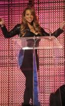 Mariah Carey // VEVO.com Launch Party