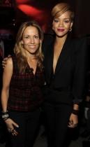 Sheryl Crow & Rihanna // VEVO.com Launch Party