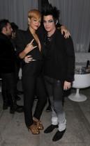Rihanna & Adam Lambert // VEVO.com Launch Party