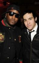 Young Jeezy & Pete Wentz // VEVO.com Launch Party