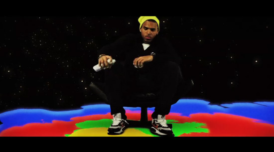 "VIDEO: Chris Brown Debuts ""Graffiti"" Trailer -- click to watch!"