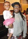 Lil Wayne // Regine Carter's (Lil Wayne and Toya's daughter) 11th Birthday Party in Atlanta