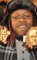 Lil Chuckee // Regine Carter's (Lil Wayne and Toya's daughter) 11th Birthday Party in Atlanta