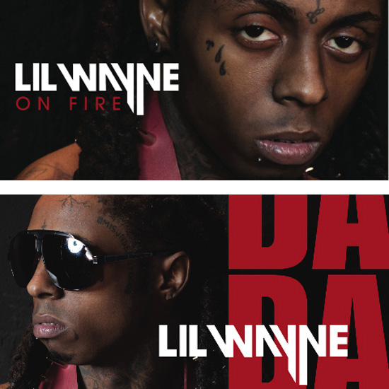 "Lil Wayne On Fire Album Cover. LIL WAYNE – ""ON FIRE"""