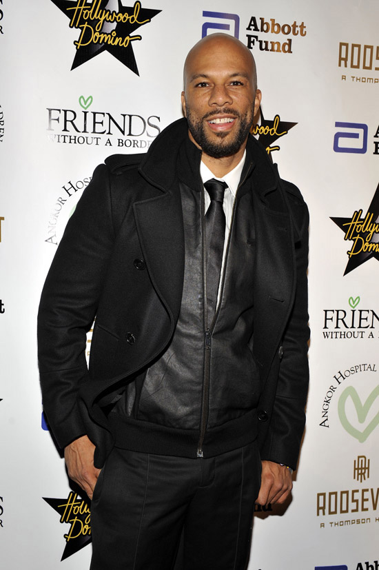 Common // the Without A Border Gala Benefit