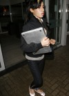 Amy Winehouse leaving her hotel in London – January 20th 2010