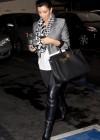 Kim Kardashian leaving her dentist in Westwood, Los Angeles _ January 20th 2010