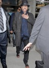 Lionel Richie arriving at LAX airport in Los Angeles – January 21st 2010