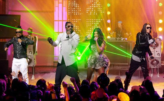 Black Eyed Peas // Dick Clark's New Year's Rockin' Eve with Ryan Seacrest