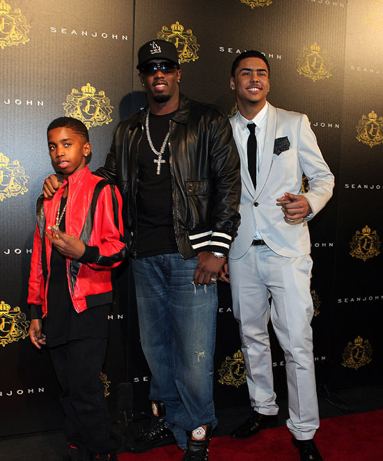 By Photo Congress || Justin Dior Combs Son