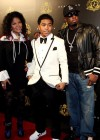 "Justin Combs with his parents Mysa Hylton-Brim & Sean ""Diddy"" Combs // Justin Dior Combs' Sweet 16"