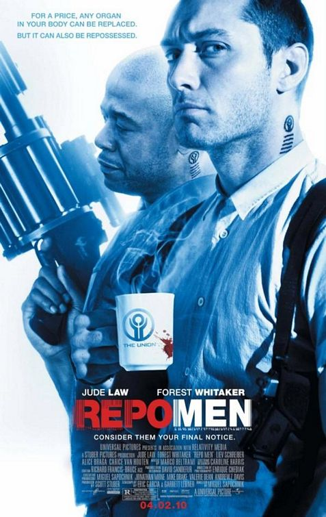 VIDEO: Repo Men Trailer
